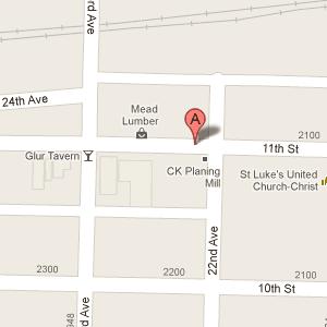 Columbus Feed & Hatchery 2216 11th Street Columbus, NE 68601