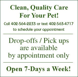 Pet Boarding Service - Columbus, NE - Columbus Feed & Hatchery