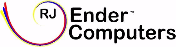 RJ Ender Computers - Logo