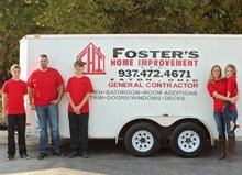 Home Remodeling - Lewisburg, OH - Foster's Home Improvement, LLC