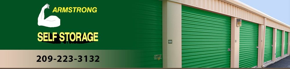 Storage Facilities - Sutter Creek, CA - Armstrong Self Storage