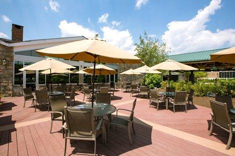 Outdoor Dining   Tarrytown, NY   Doubletree Hotel Tarrytown   914-524-6410