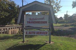 Office of Hillsborough Transmissions