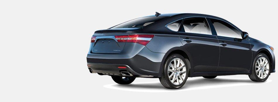 Luxury model car
