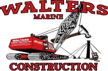 Walters Marine Construction Inc | Logo