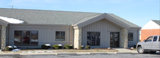Shelby Chiropractic Health Center Inc office building