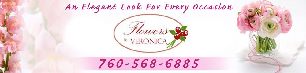 flower shop - Palm Desert, CA - Flowers By Veronica