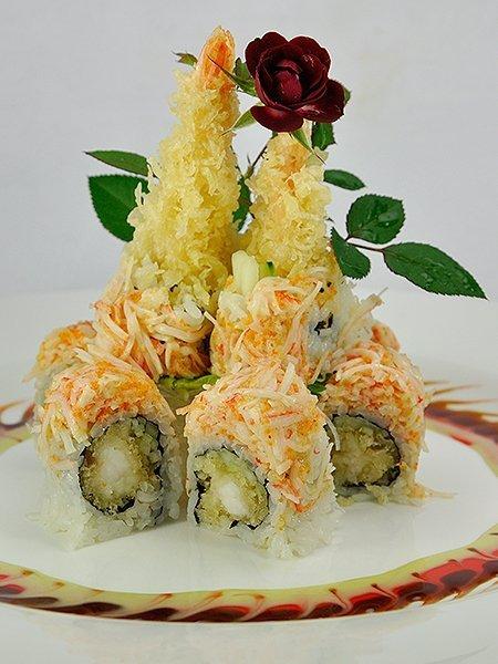 Ten Special Roll