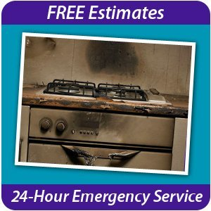 Fire and Smoke Damage Restoration - Asheville, NC - Mountain Area Restoration & Cleaning Services, Inc.