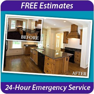 Water Damage Restoration - Asheville, NC - Mountain Area Restoration & Cleaning Services, Inc.