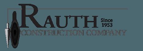 Rauth Construction Company - Logo