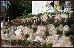 Stone Styled Landscaping