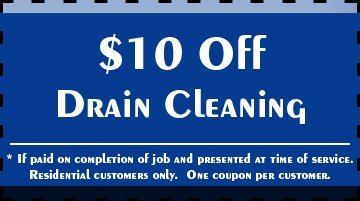 Drain Clog - Melbourne, FL - Plumbing Masters - $10 Off Drain Cleaning * If paid on completion of job and presented at time of service. Residential customers only. One coupon per customer.