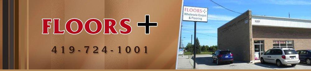Flooring Toledo, OH - Floors + 419-724-1001