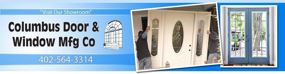 Door And Window Services Columbus   Columbus Door U0026 Window Mfg Co
