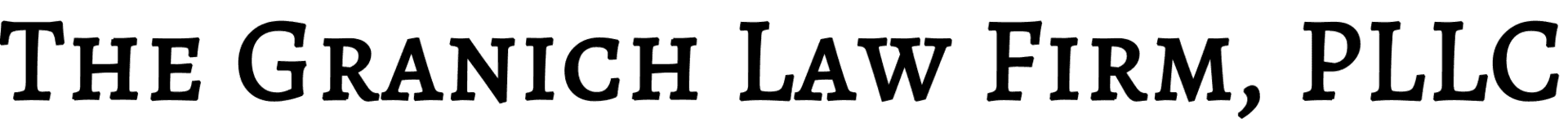 The Granich Law Firm - logo