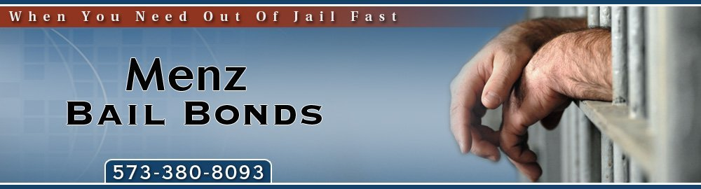 Bail Bonds Service Sikeston, MO - Menz Bail Bonds 573-380-8093