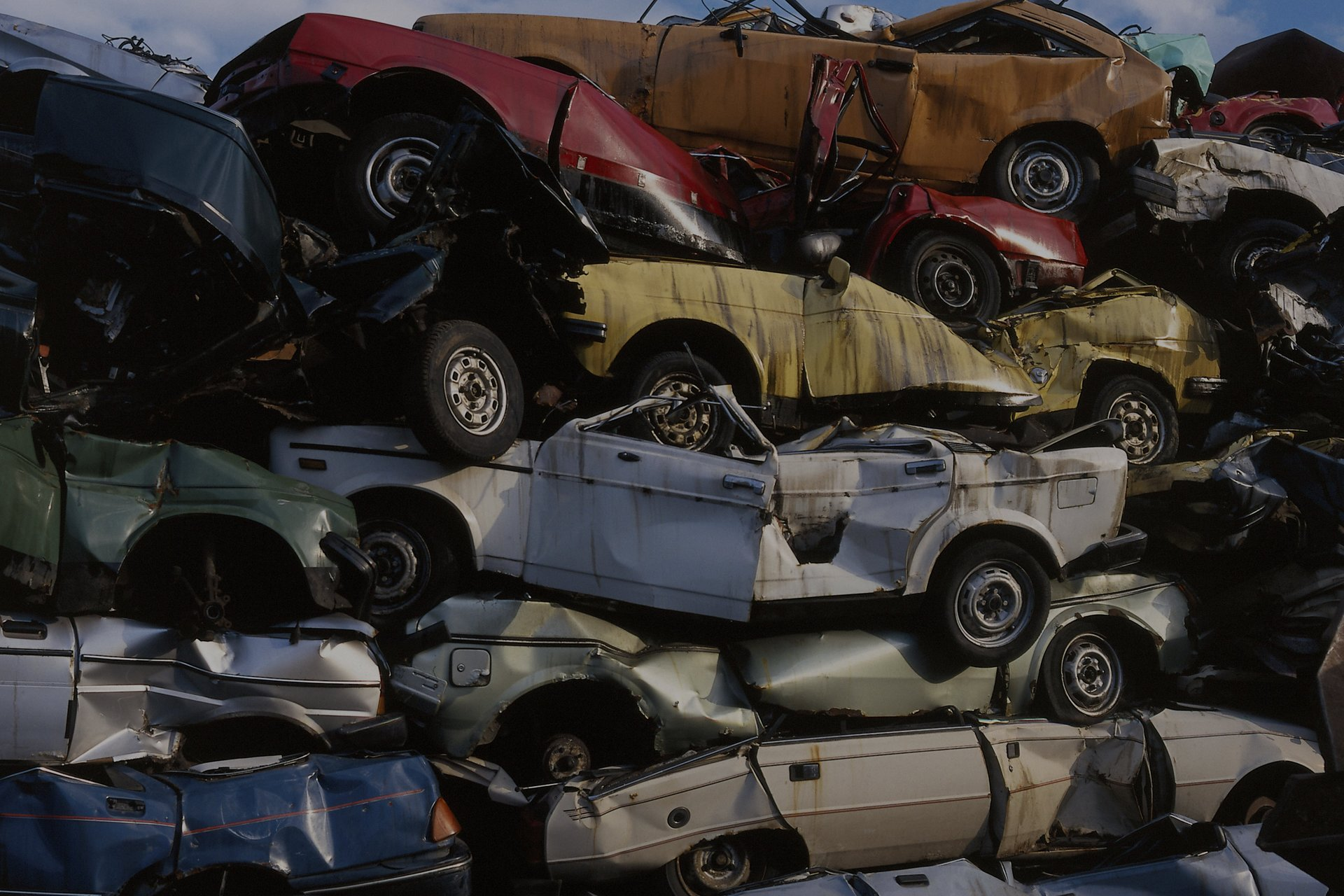 Adler\'s Auto Parts & Service | Junk Vehicles | Walbridge, OH