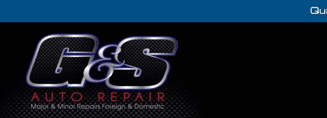 Auto Repair | Palmdale, CA | G & S Auto Repair | 661-266-0064