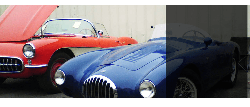 Experts in classic automobiles