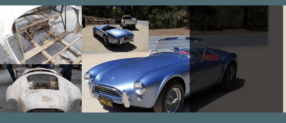 Expert auto restoration service
