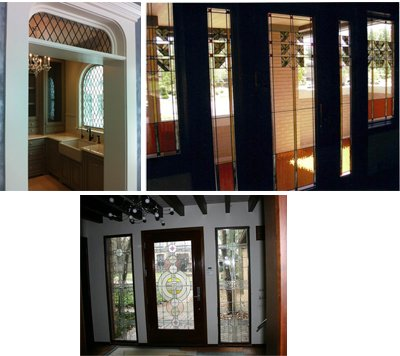 Grand Rapids, MI - Stained glass work - Rainbow Resources Art Glass Inc.