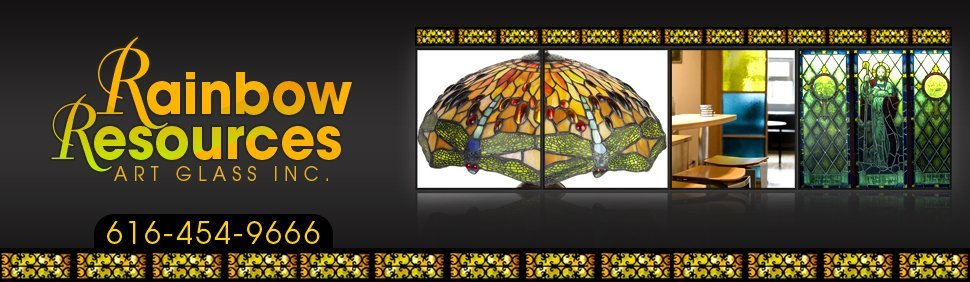 Rainbow Resources Art Glass Inc. - Stained Glass - Grand Rapids, MI
