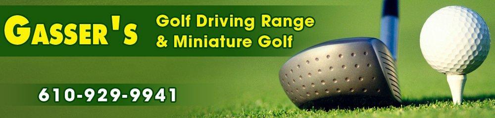 Golf Ranges - Fleetwood, PA - Gasser's Golf Driving Range & Miniature Golf