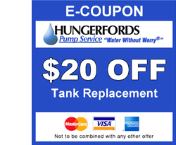 Hungerfords Pump Service Coupons | North Haven, CT