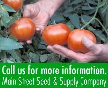 Farm Supplies - Bay City, MI - Main Street Seed & Supply Company - Call us for more infromation Main Street Seed & Supply Company