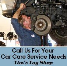 Toyota Service - Longmont, CO  - Tim's Toy Shop - Car services