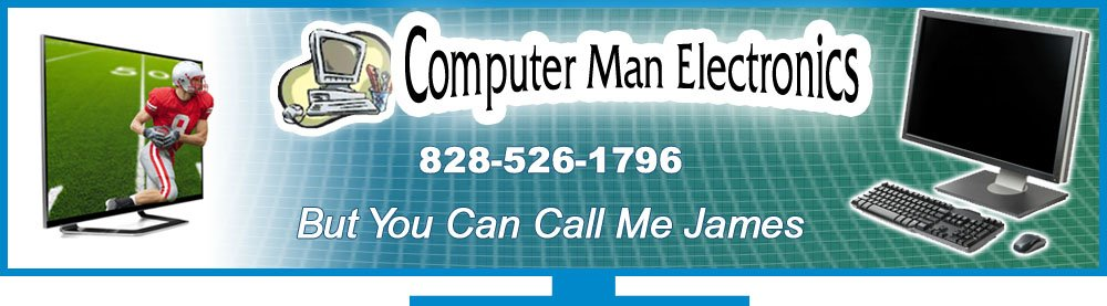 Computer Repair - Highlands, NC - Computer Man Electronics