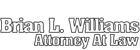 Criminal Law | Emporia, KS | Brian L Williams Attorney At Law | 620-208-5700