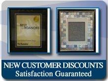 Frames - Roanoke, VA - Brambleton Frame Shop