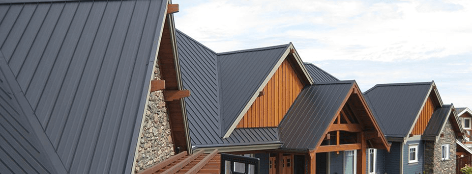 Metal Roofing Provides Long Term Performance