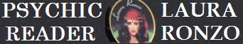 Psychic  Fortune Teller Laura Ronzo - Logo