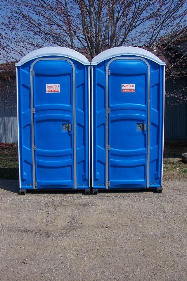 Job Site Portable Toilets : Job site rentals portable toilets allegan mi