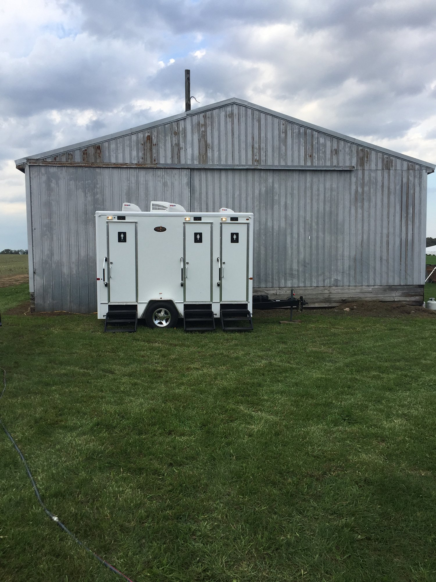 luxury trailer