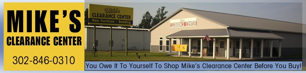 Furniture Center - Delmar, DE - Mike's Clearance Center