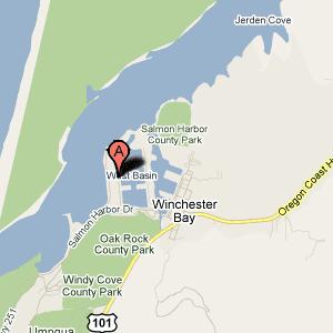 Reedsport Machine & Fabrication LLC - 170 Bay Front Loop Winchester Bay, Oregon 97467