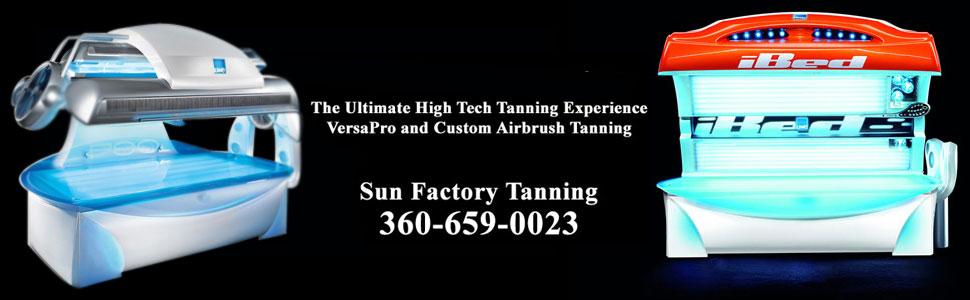 Sun Factory Tanning Salon - Marysville, WA Tanning Salons