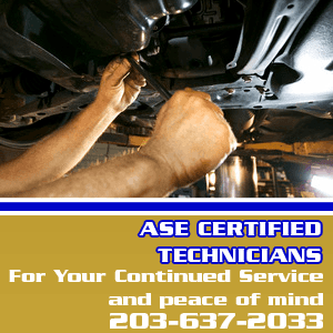 Car Maintenance - Stamford, CT  - Soundview Servicenter North