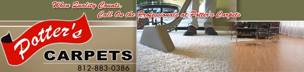 Carpet Cleaning - Salem, IN - Potter's Carpets
