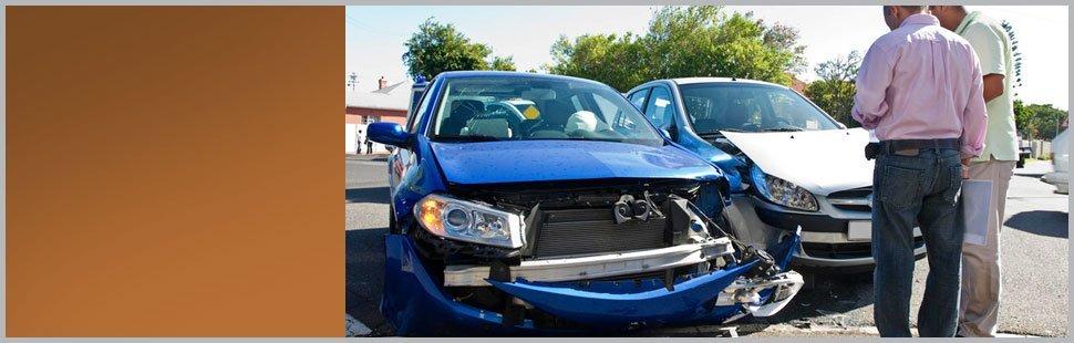 Wrecked car restoration plan