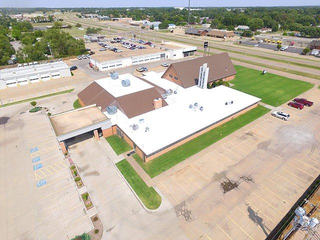 Commercial Roofers Ft Smith Ak Amp Oklahoma City Ok