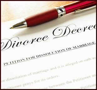 Signed Divorce Decree Form