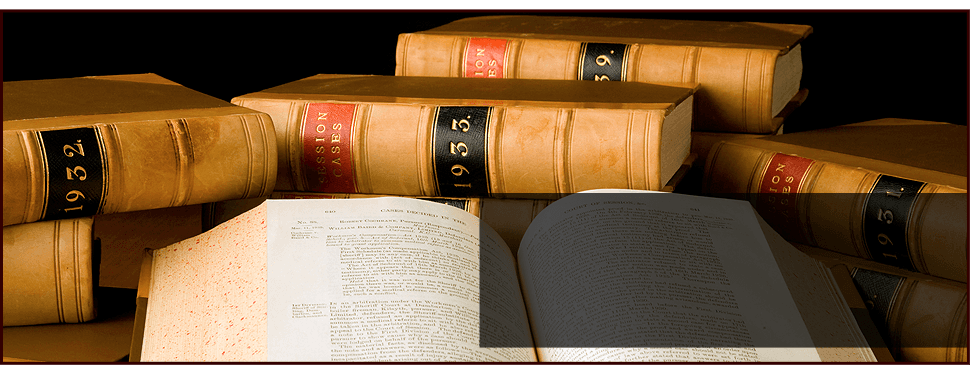 Judicial Law Books