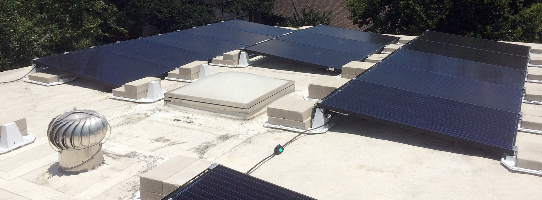 Commercial Solar Panel Services