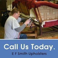 Upholstery - Houston, TX - E F Smith Upholsters