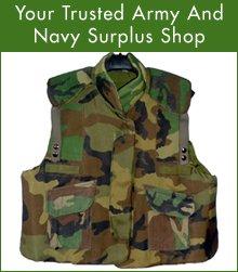 Military Surplus - Portland, CT - Quonset Surplus Store Inc.